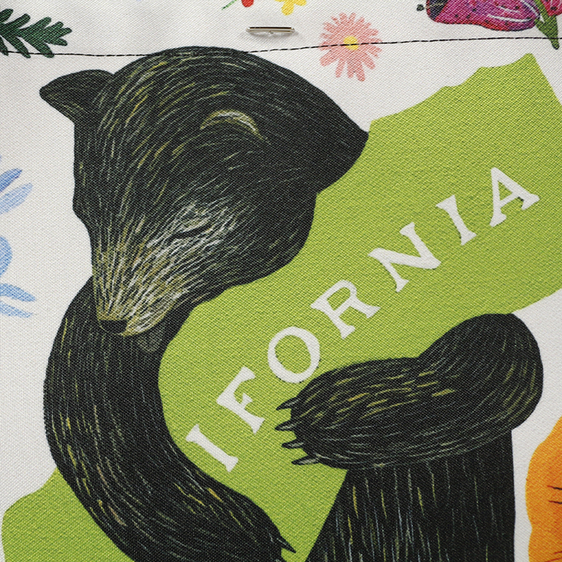 3Fish Studios: California Botany Bear Musette