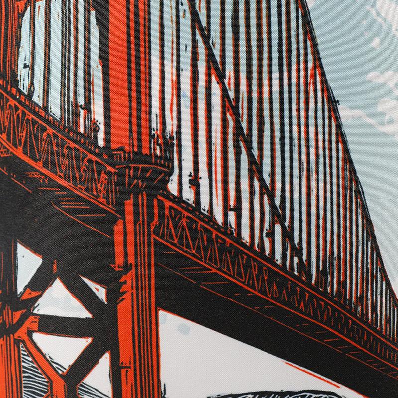 3Fish Studios: Golden Gate Mini Tote