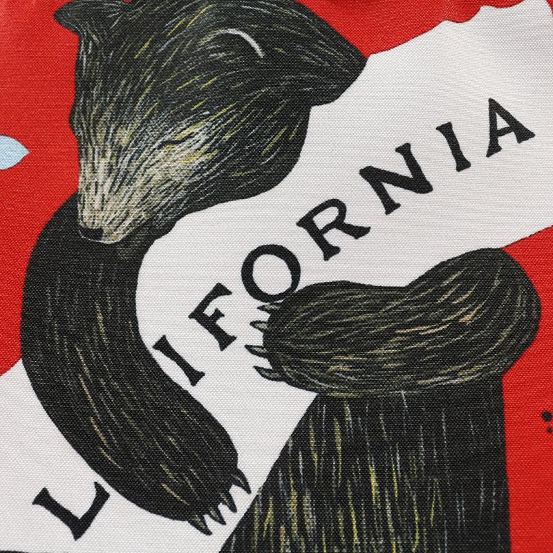 3Fish Studios: California Red Bear Musette