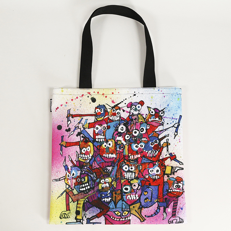 Fountain Pen Geeks Artist Tote