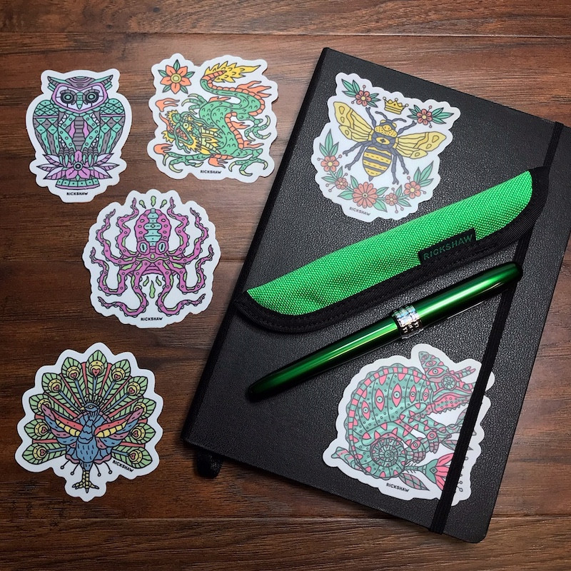 Curse/Gift Sticker Pack 1