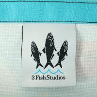 3Fish Studios: California Red Bear Grocery Tote
