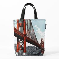 3Fish Studios: Golden Gate Mini Tote