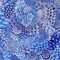 Coozy Case - Bondi Blue