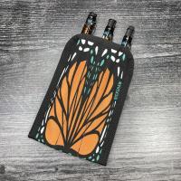 3-Pen Coozy - Monarch