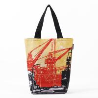 3Fish Studios: Dogpatch Grocery Tote