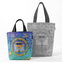 Groovy Frisco: Summer of Love Mini Tote