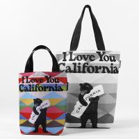 3Fish Studios: California Blanket Bear Mini Tote