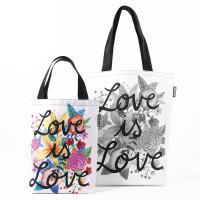 3Fish Studios: Love Is Love Mini Tote