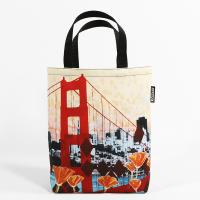 Hilary Williams: Golden Gate Mini Tote