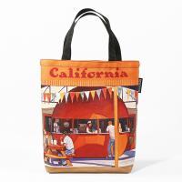 Dennis Ziemienski: California Orange Mini Tote