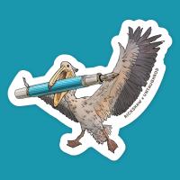 Pelikan Pelican Stickers