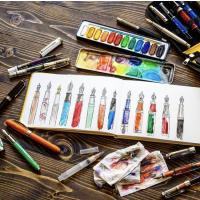 Deluxe Pen Roll @ricardjorg