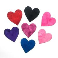 Plush Heart Sticker