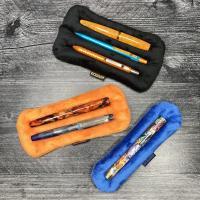 Plush Pen Pillow - 1/2/3 Pen - Primary Colors