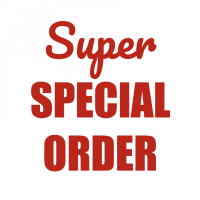 2-Pen Plush Coozy Special Order