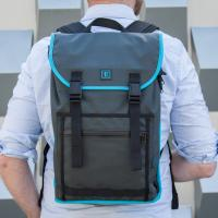 Sutro Backpack | Peacock-Airbnb Rausch
