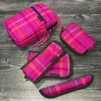 Harris Tweed Collection - Tayberry