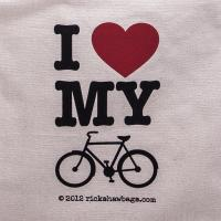 Musette I Heart My Bike