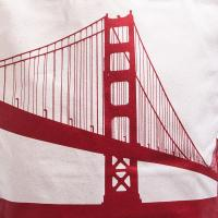 Golden Gate Grocery Tote