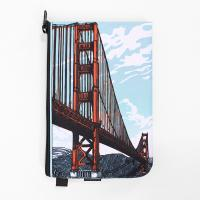 3Fish Studios: Golden Gate Utility Pouch