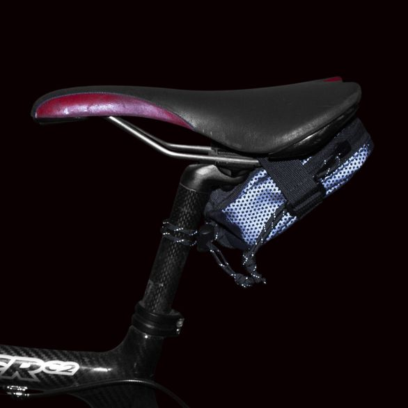 Bicycle Seat Pouches - Reflective