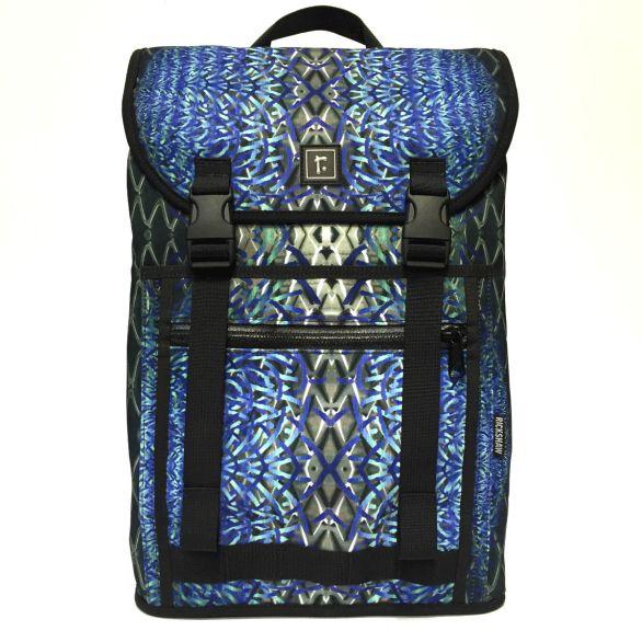 "Sutro Backpack | Spencer Dwight ""Blue"""