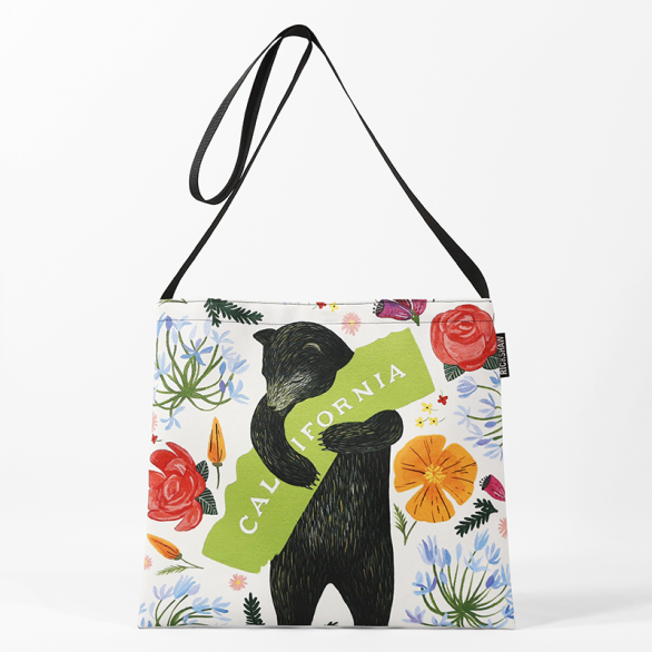 3Fish Studios: California Botany Bear Musette