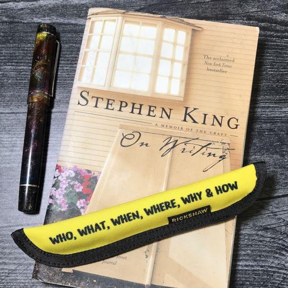 5W1H Pen Sleeve