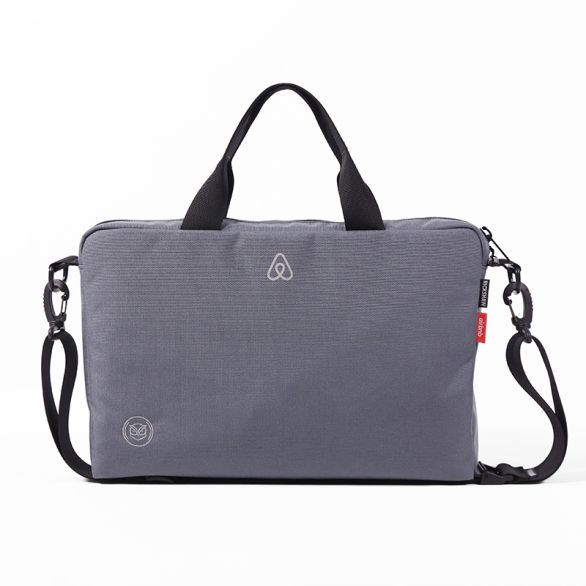 Airbnb Legal Briefcase - Coal