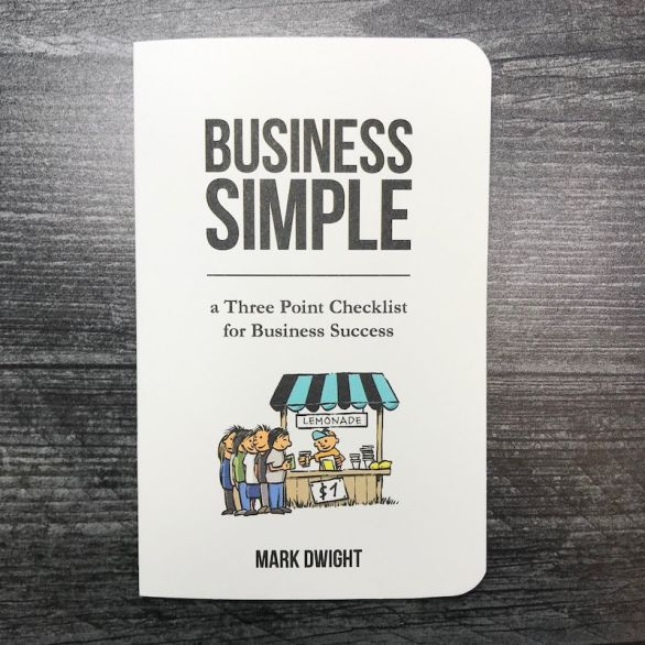 Business Simple Book