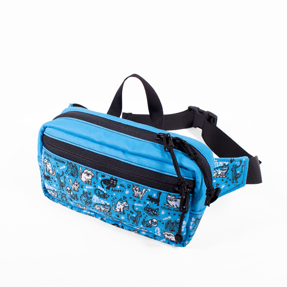 Fanny Pack - Cat Rescue 4