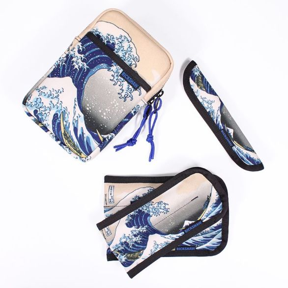 Great Wave Coozy Collection
