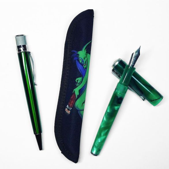 Green Devil Solo Pen Sleeve