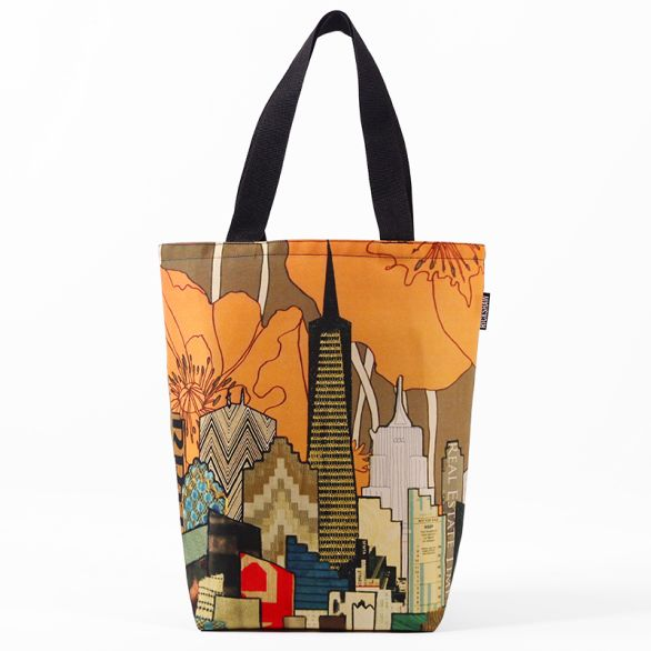 Jennifer Clifford: SF Skyline Poppy