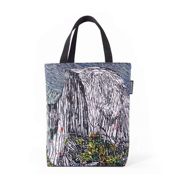 3Fish Studios: Half Dome Mini Tote