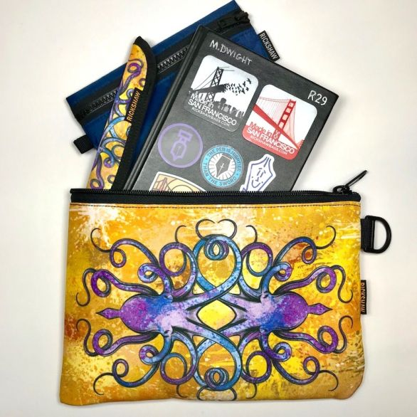 Inktopus A5 Journal Pouch