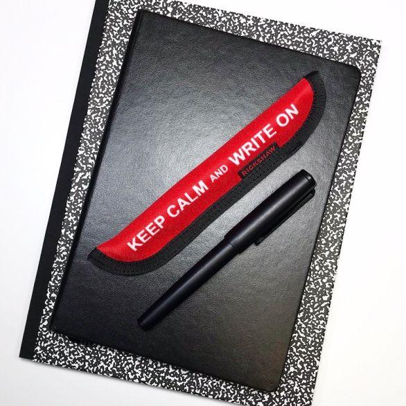 Keep Calm Pen Sleeve