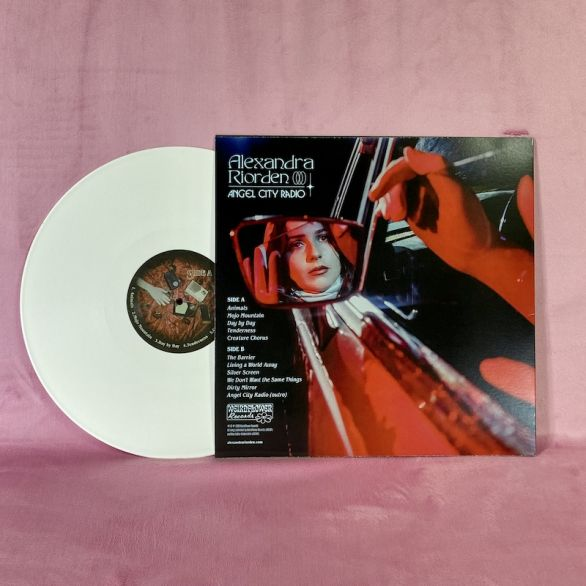 Angel City Radio LP, White Vinyl