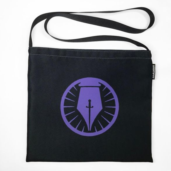 Ultra Violet Mighty Pen Musette #2