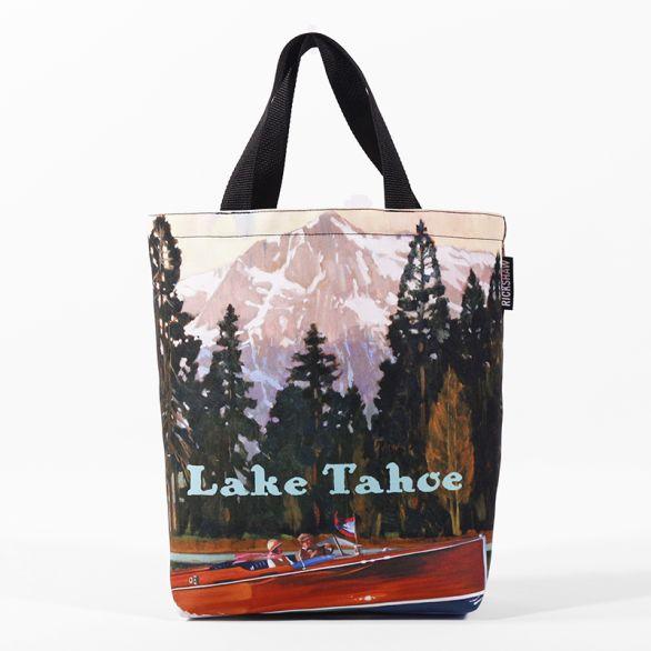 Dennis Ziemienski: Lake Tahoe Mini Tote