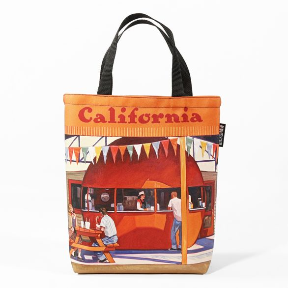 Dennis Ziemienski: California Orange Mini Tote