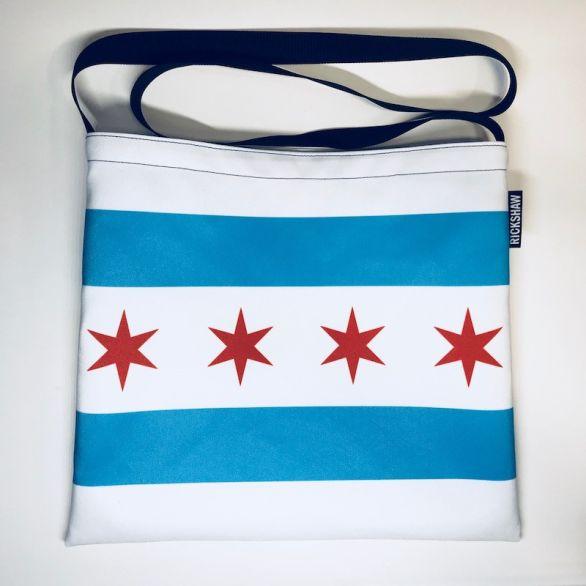 Chicago Flag Musette