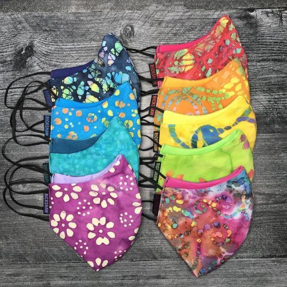 Face Mask - Batik