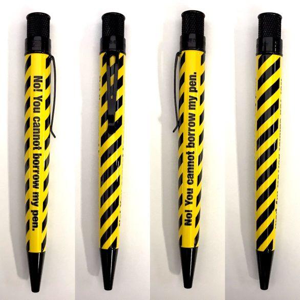 No Borrow Rollerball Pen