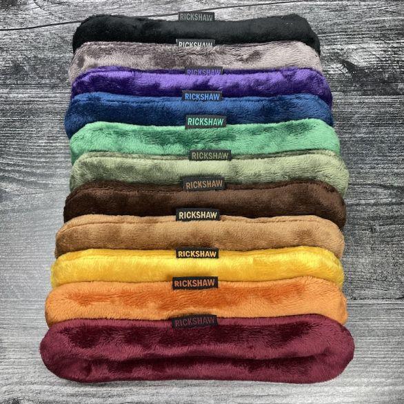 Plush Pen Pillow - 1/2/3 Pen - Earth Colors
