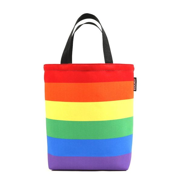 Pride Stripes Mini Tote