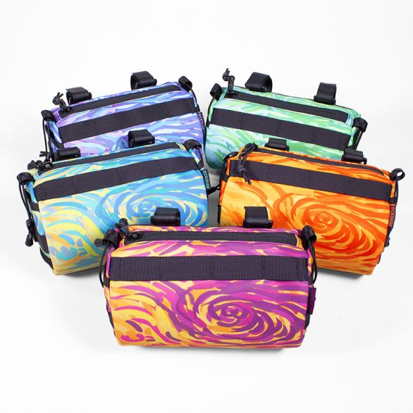 RAD Swirls Bar Bag