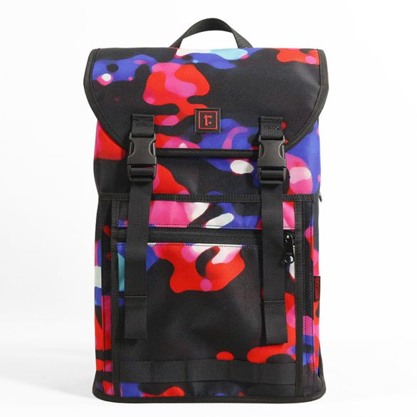 "Sutro Backpack | Spencer Dwight ""Blamo Camo"""