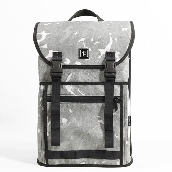 "Sutro Backpack | Spencer Dwight ""Digital Smoke"""